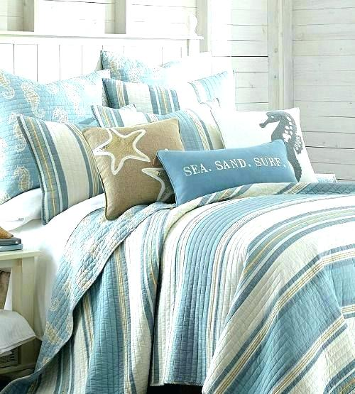 coastal duvet covers bedroom quilts bedding collection sea sand surf living comforter