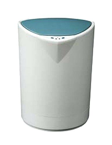 triangle trash can of in ocean nine stars 8 2 sensor 1 gallons